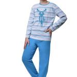 Bavlněné chlapecké pyžamo Max