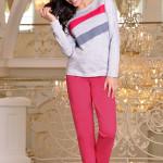 Bavlněné dámské pyžamo Zita