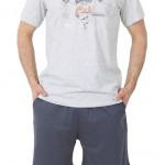 Bavlněné pánské pyžamo Mariners