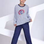 Chlapecké pyžamo Max dlouhé