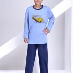 Chlapecké pyžamo Olda modré