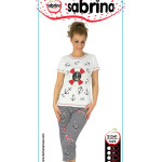 Dámské pyžamo 51341 Sabrina