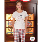 Dámské pyžamo 51406 Sabrina