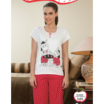 Dámské pyžamo 51423 Sabrina
