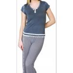 Dámské pyžamo 657 KK – Cocoon