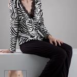 Dámské pyžamo 81112 – Gattina