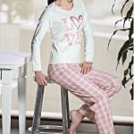 Dámské pyžamo 8897 – Vamp