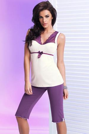 damske-pyzamo-donna-betty-ii-pj-3-4-violet.jpg