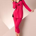 Dámské pyžamo Passion PY043 pink