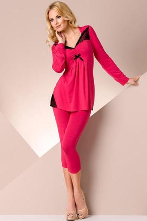 damske-pyzamo-passion-py043-pink.jpg
