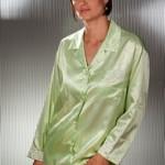 Dámské saténové pyžamo Helga – Sophia