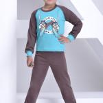 Dětské chlapecké pyžamo Kopačky
