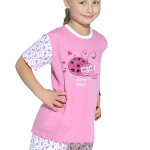Dětské pyžamo s beruškou