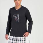 Pánské pyžamo 15-5551 – Vamp