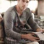Pánské pyžamo 58236 šedá – Jockey