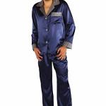 Saténové pánské pyžamo Adam
