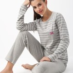 Dámské pyžamo 423 – Luna