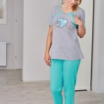 Dámské pyžamo 661 – Regina