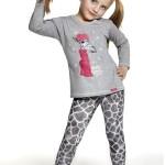 Dívčí pyžamo 969/52 Giraffe