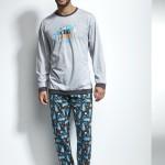 Pánské pyžamo 115/105 CHAMELEON – Cornette