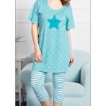 Dámské pyžamo kapri Julie