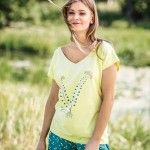 Dámské pyžamo LNS 519 A19