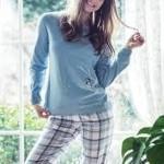 Dámské pyžamo LNS 892 B8 – Key