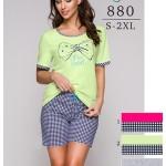 Dámské pyžamo Regina 880 kr/r S-XL