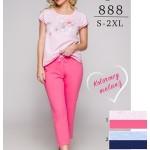 Dámské pyžamo Regina 888 kr/r M-XL