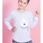 Dětské pyžamo dlouhé Méďa Dreamer