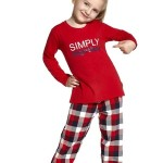 Dívčí pyžamo 972/46 Simply together