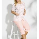 Krátké dámské pyžamo FABIA 2189 2XL-3XL