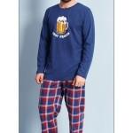 Pánské pyžamo dlouhé Velké pivo – Gazzaz