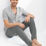 Pánské pyžamo Luna 770 kr/r 3XL