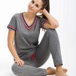 Dámské pyžamo 428