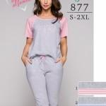 Dámské pyžamo 877BIG