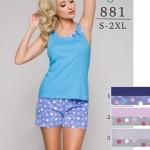 Dámské pyžamo 881