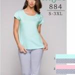 Dámské pyžamo 884BIG