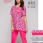 Dámské pyžamo 885