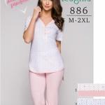 Dámské pyžamo 886