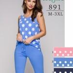 Dámské pyžamo 891