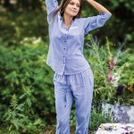 Dámské pyžamo LNS 465 2 A19