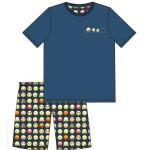 Pánské pyžamo Cornette 326/72 Emoticon kr/r