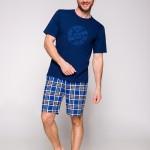 Pánské pyžamo Taro Nikodem 2085 kr/r M-2XL '19
