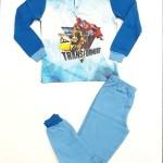 Chlapecké pyžamo Disney PL16154 10 Modrá