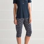 Dámské pyžamo 00-10-5501 – Vamp