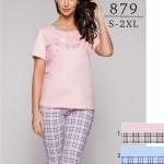Dámské pyžamo 879BIG