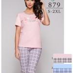 Dámské pyžamo Regina 879 kr/r 2XL
