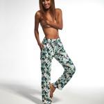 Dámské pyžamové kalhoty Cornette 690/15 638302