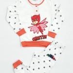 Dětské pyžamo Disney PL22039 3 Krémová